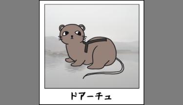 【未確認生物図鑑019】アイルランド伝説の生物ドアーチュ